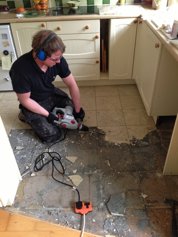 Removing Old Adhesive Floor Tile Perfect Fit Flooring Ltd Blog